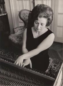 Huguette Dreyfus, c. 1960
