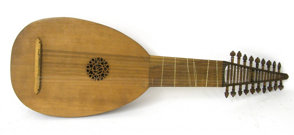 A pioneer of the British lute revival, now aged 94 ...